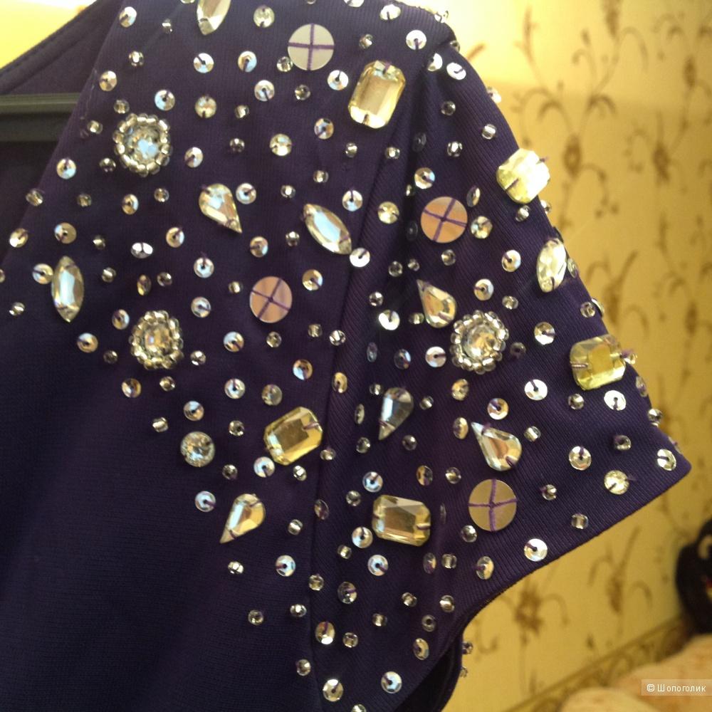Платье новое брендовое Alex Evenings размер 12 на наш 48 размер