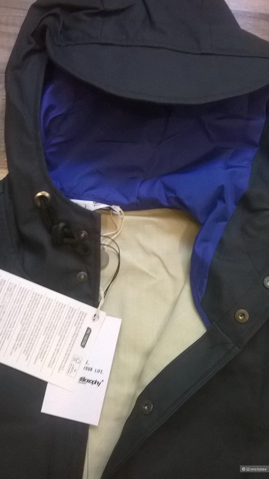 Куртка дождевик STILOSOFHY INDUSTRY 46 размер