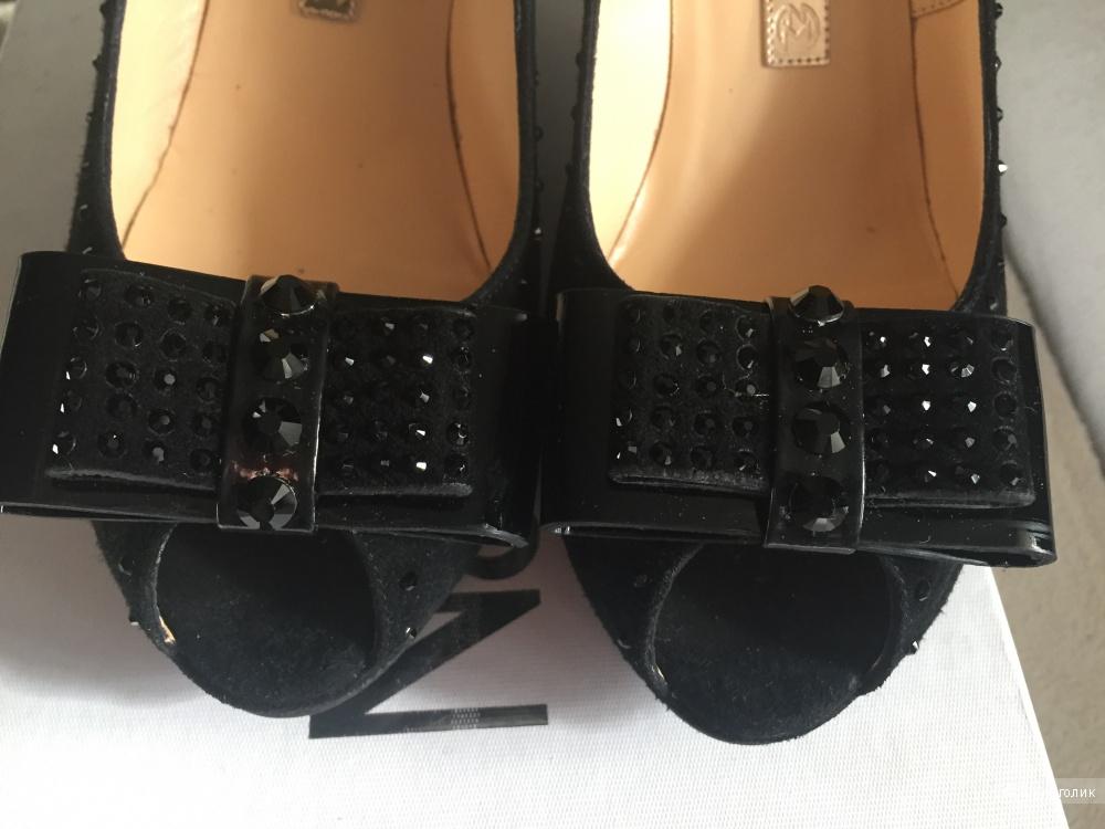 Новые летние туфли Nando Muzi, Италия, размер 36,5