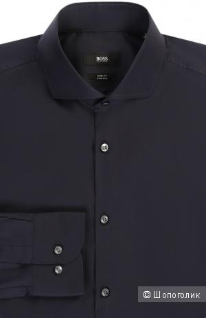 Новая  роскошная мужская сорочка BOSS Hugo Boss  оригинал