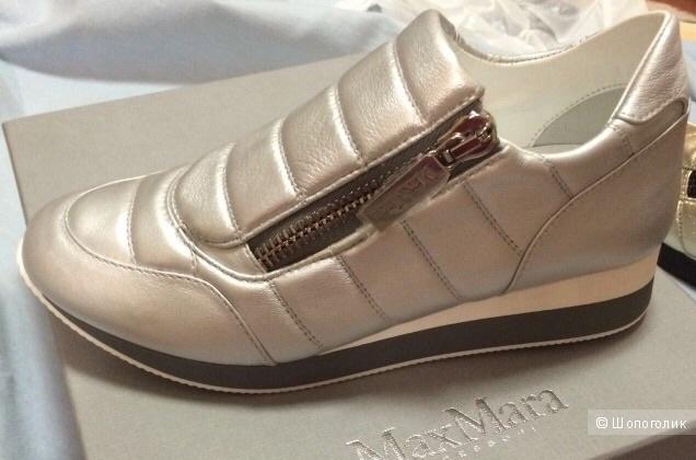 Кроссовки MaxMara, размер 37.