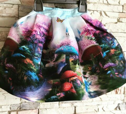 Новая юбка Stilnyashka (стильняшка) 140 см.