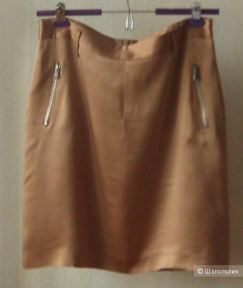 Шелковая юбка Victoire (Франция), 46-48 р-р