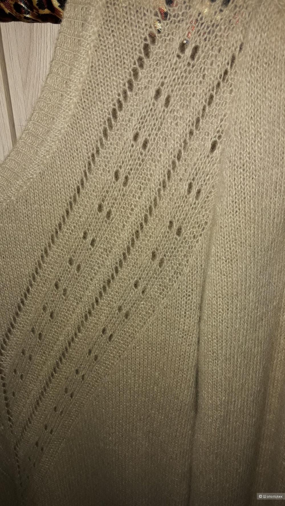 Удлиненный свитер Garnet Hill размер S