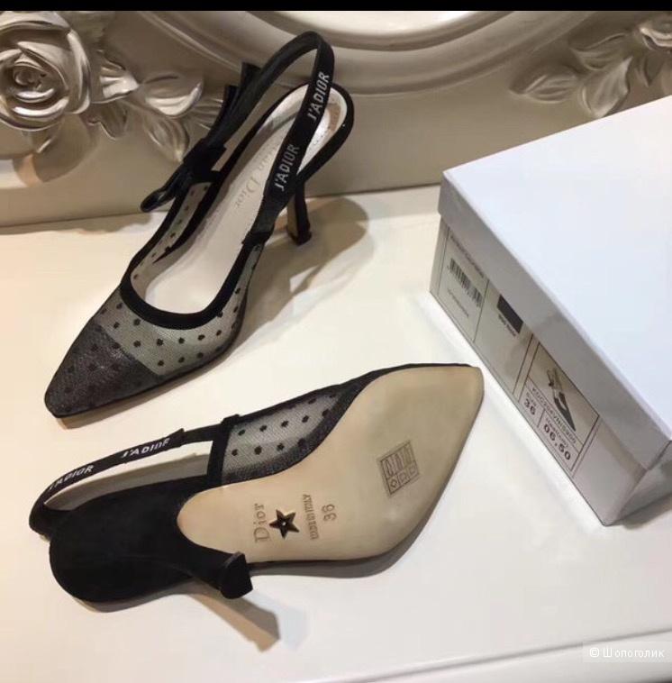 Dior туфли