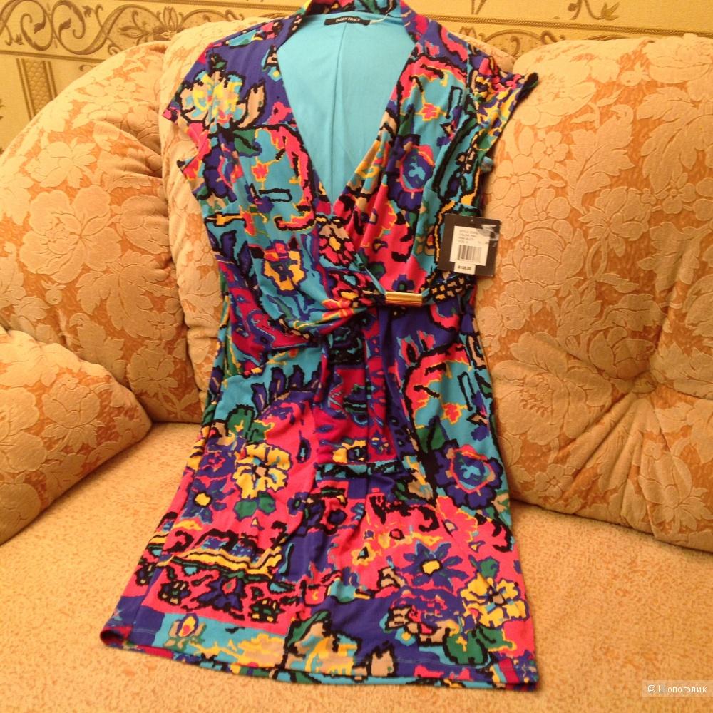 Платье новое Ellen Tracy размер 8 на наш 48 размер
