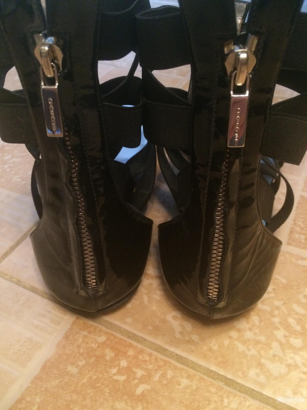 Casadei сандали, босоножки 40 (26см)