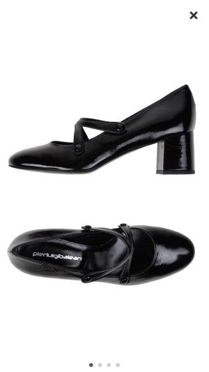 Туфли PIERLUIGIBALEANI, 36 размер