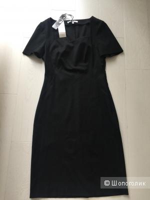 Платье черное MARIELLA ROSATI, размер 42-44