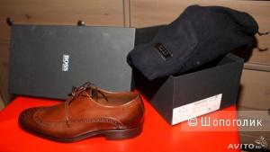 Новые муж туфли Hugo Boss, размер 43