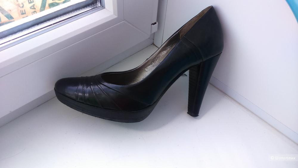 Туфельки кожаные Calipso 36 размер