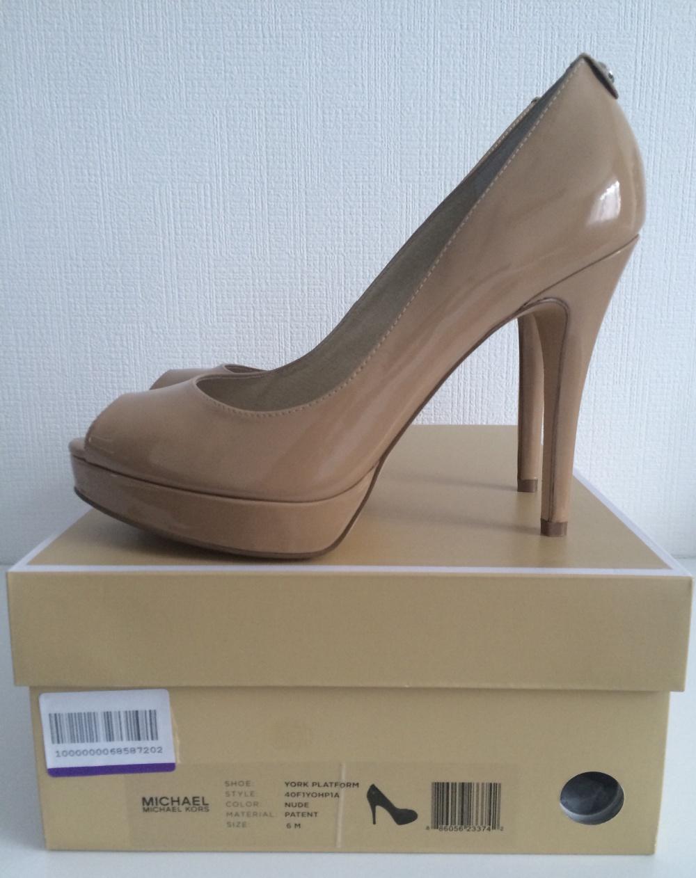 Новые туфли Michael Kors 36 размер