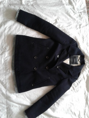 Куртка бушлат Maison Scotch размер 2 Рос. 44-46
