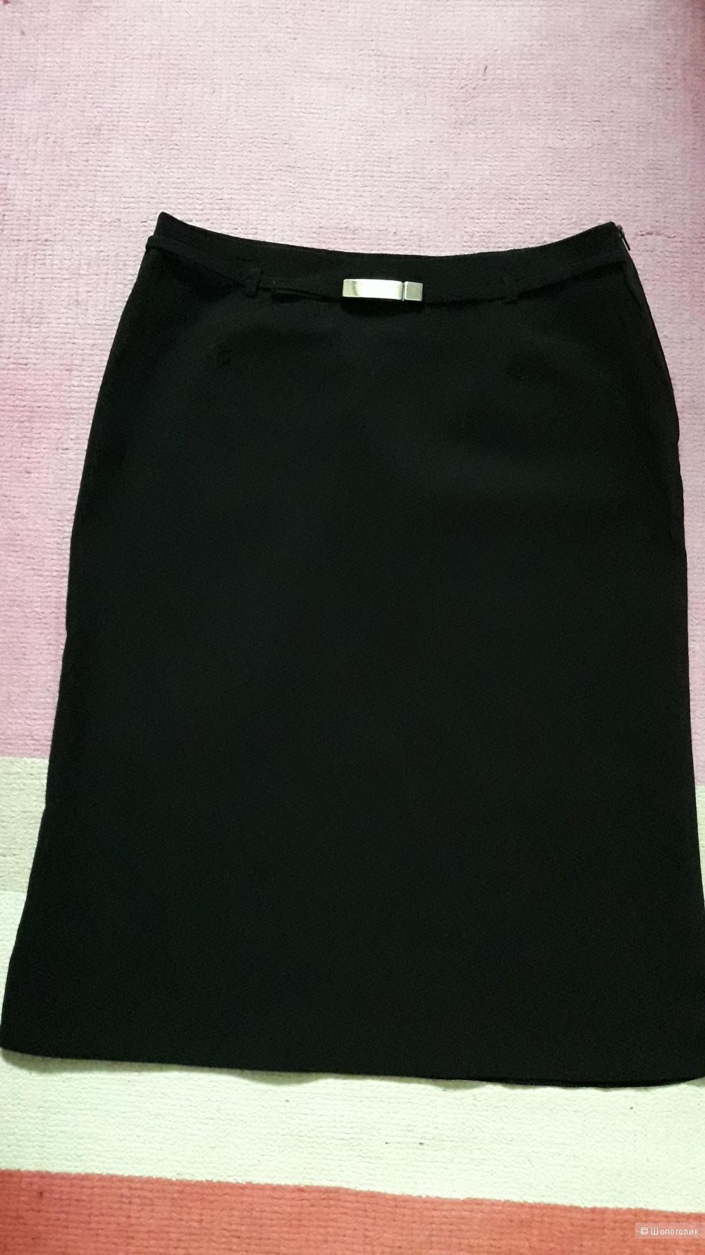 Юбка черная Vero moda  размер 44