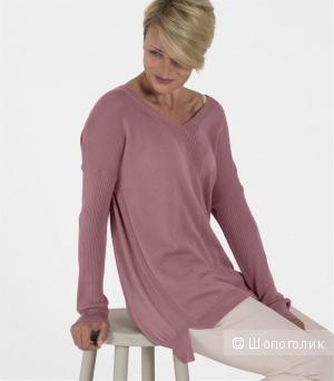 Новый женский пуловер 100% мериноса woolovers р.L (54-56-58)