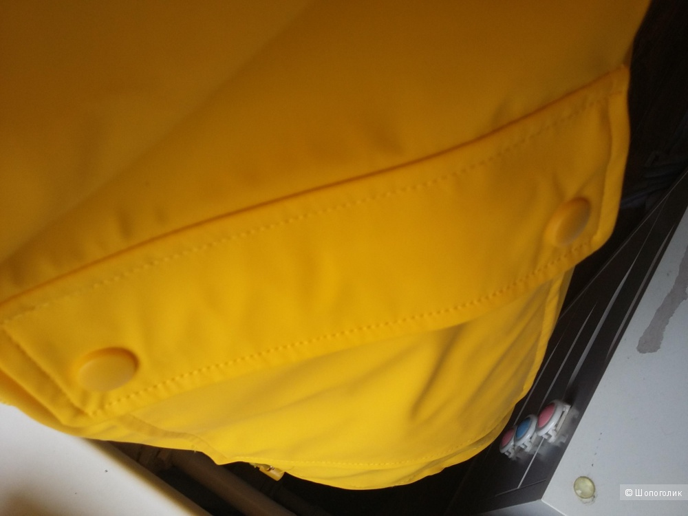 Матовая куртка дождевик New Look