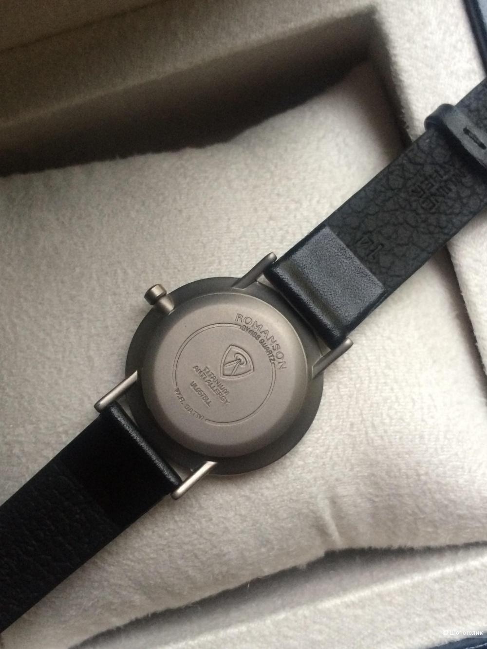 Romanson Titanium часы женские новые