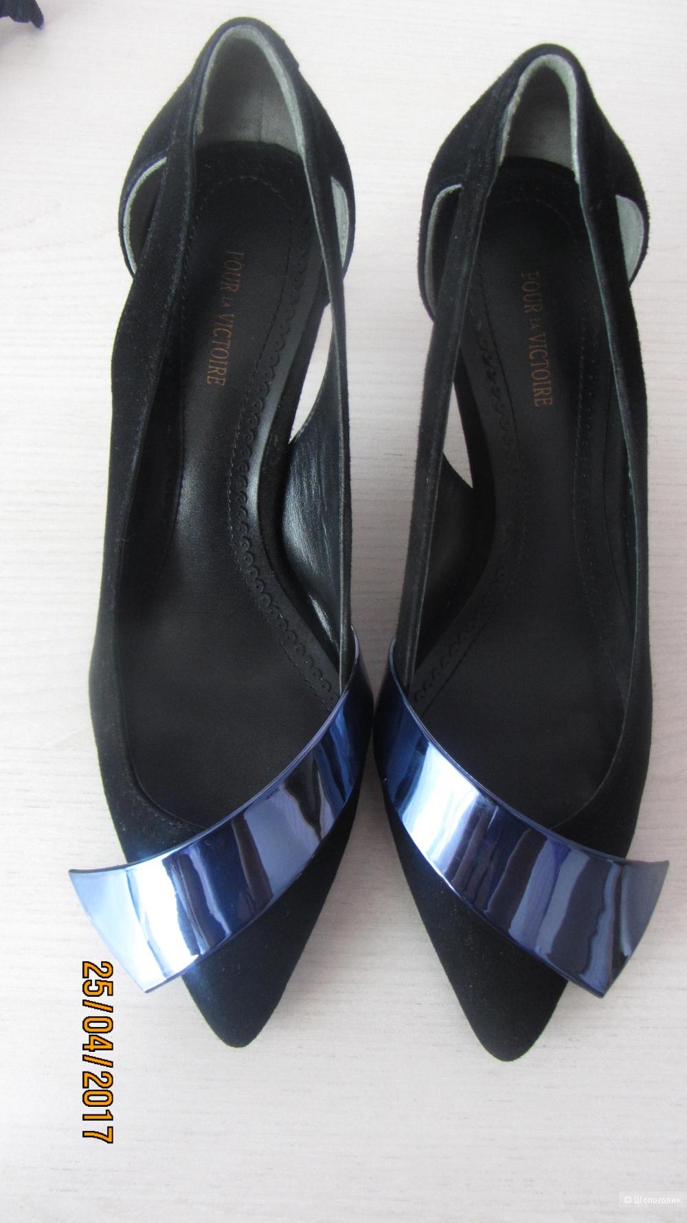 Новые туфли Pour La Vctoire размер US 7