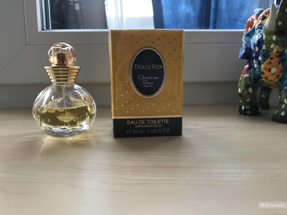 Dolce Vita edt Christian Dior (20/30мл)