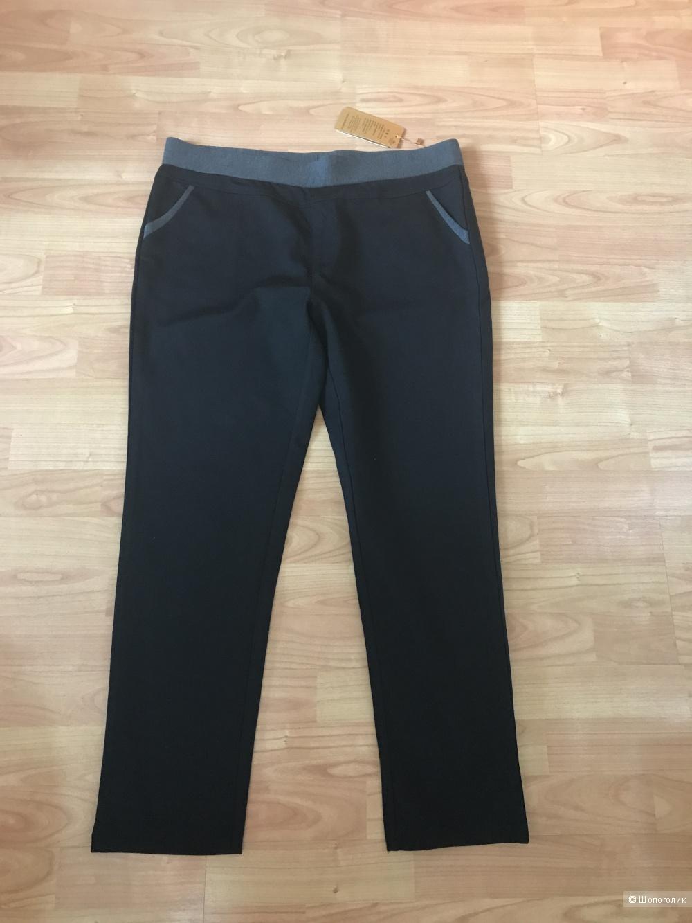 Новые брюки-дудочки с биркой, XXL