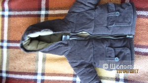 Куртка для мальчика Gymboree р. 6-12 мес
