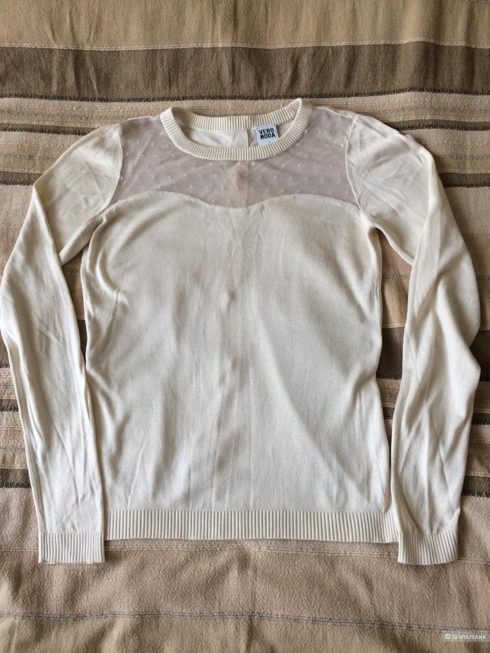 Тонкий джемпер от Vero moda, размер S