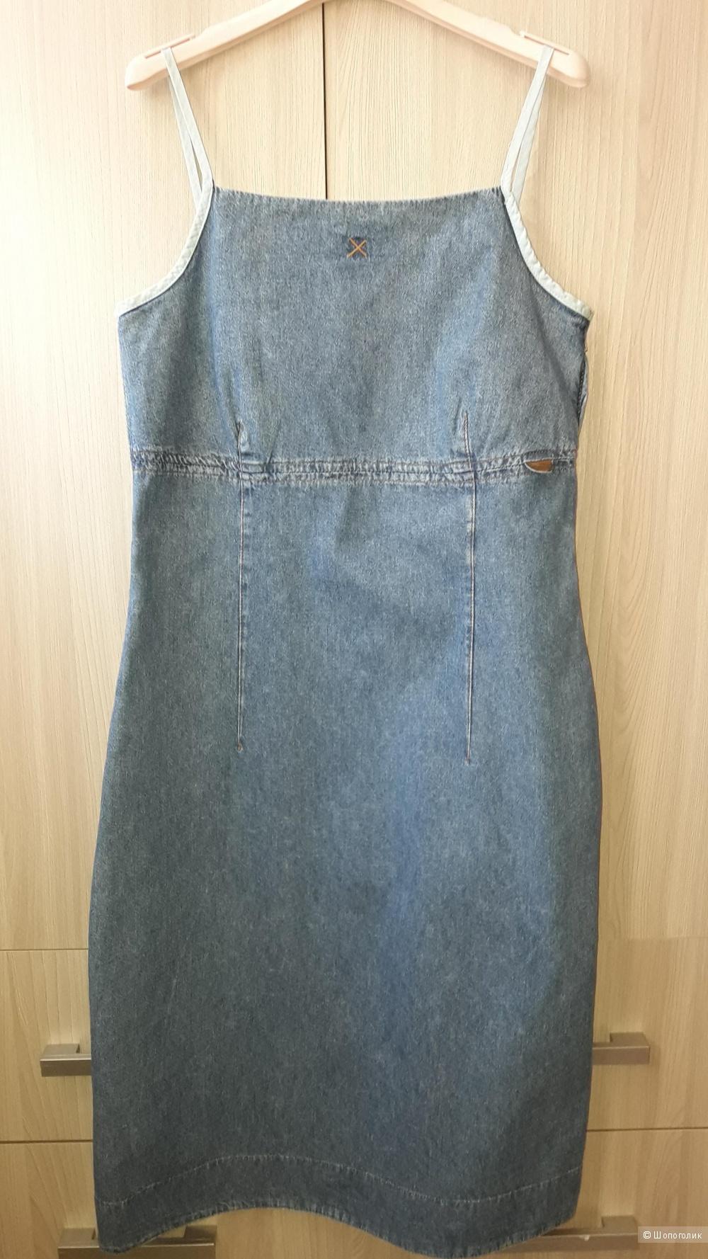 Сарафан джинсовый  S.Oliver размер 42