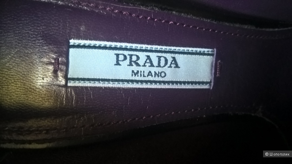 Подиумная коллекция PRADA, 38 р-р