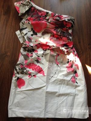 Красивое летнее платье от Eliza J -новое,оригинал,р.48