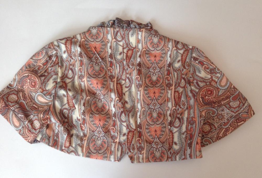 Болеро от Елены Шипиловой, 44-46 размер