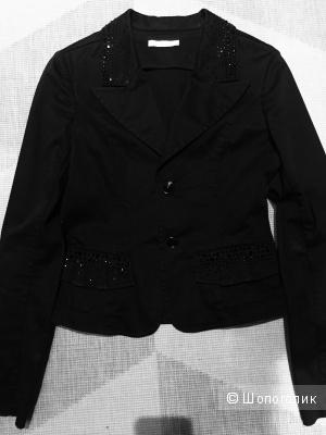 Итальянский пиджак Blugirl Folies 40-42 р,новый