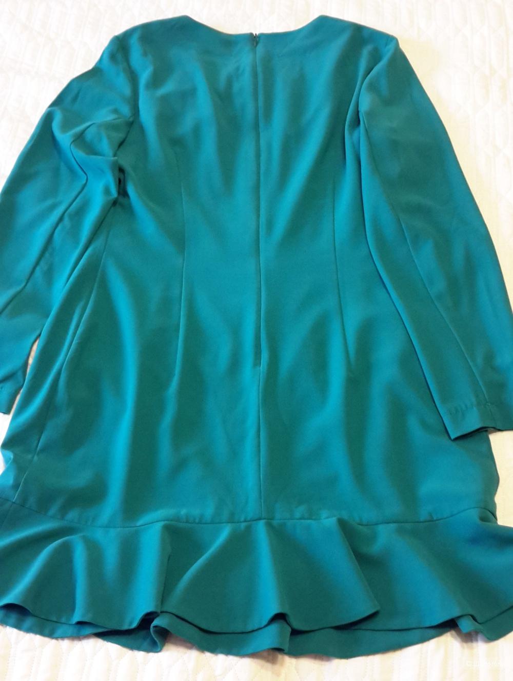 Нарядное платье Lakbi Беларусь размер 46 цвет зеленый