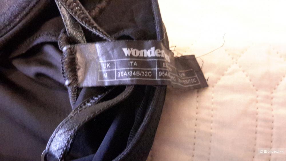 Топ WONDERBRA черный 34B/75B