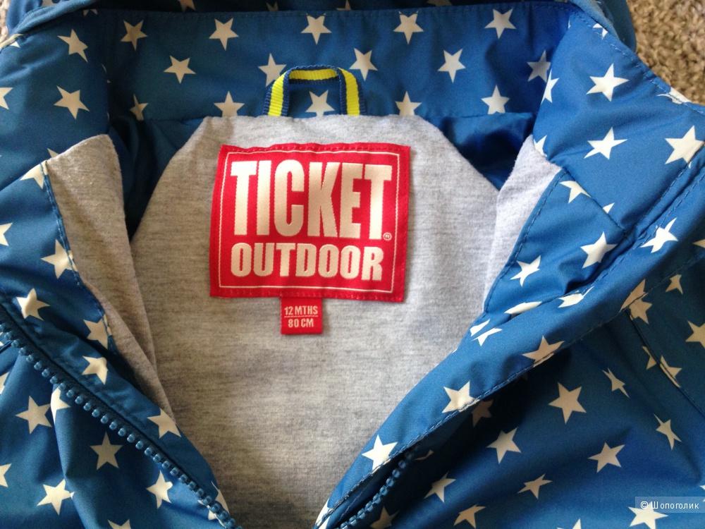 Куртка-ветровка Ticket to heaven 80-86