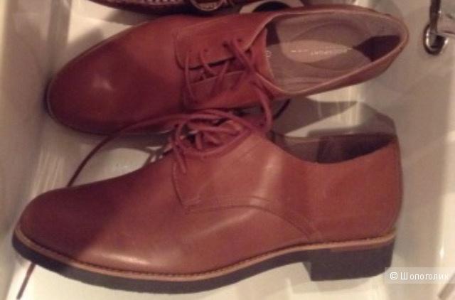 Новые ботинки дерби