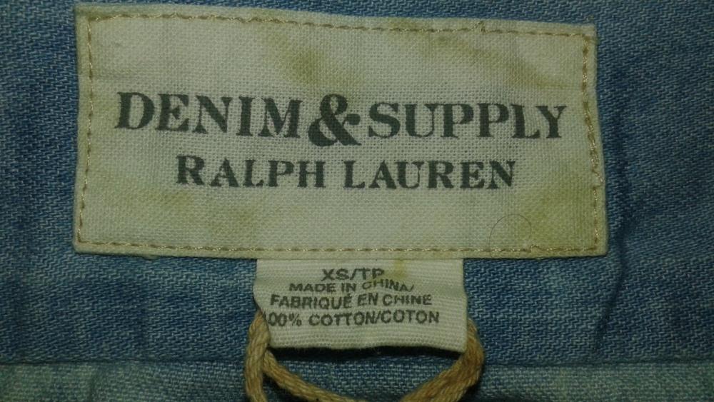 Продам женскую рубашку Denim & Supply Новая Оригинал