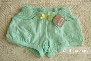 Новые шорты для девочки