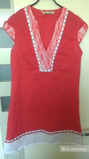 Платье-туника р.42-44