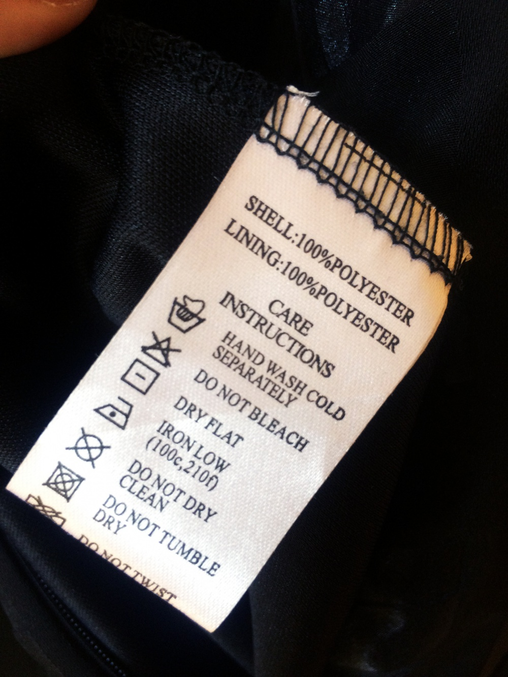Черная юбка миди Motel Himalayan (8 UK)