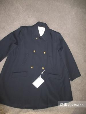 Шерстяное пальто FORTE-FORTE