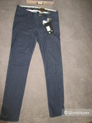 Джинсовые штаны LEROCK 28 размера