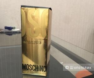 Туалетная вода Moschino Moschino