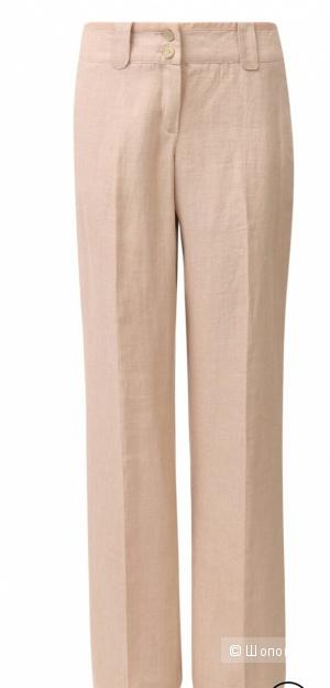 Льняные брюки Max&Co
