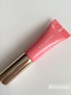 Мини блеск для губ Clarins Eclat minute объём 5 ml Оттенок 01