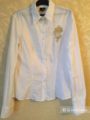Хлопковая рубашка Just Cavalli M