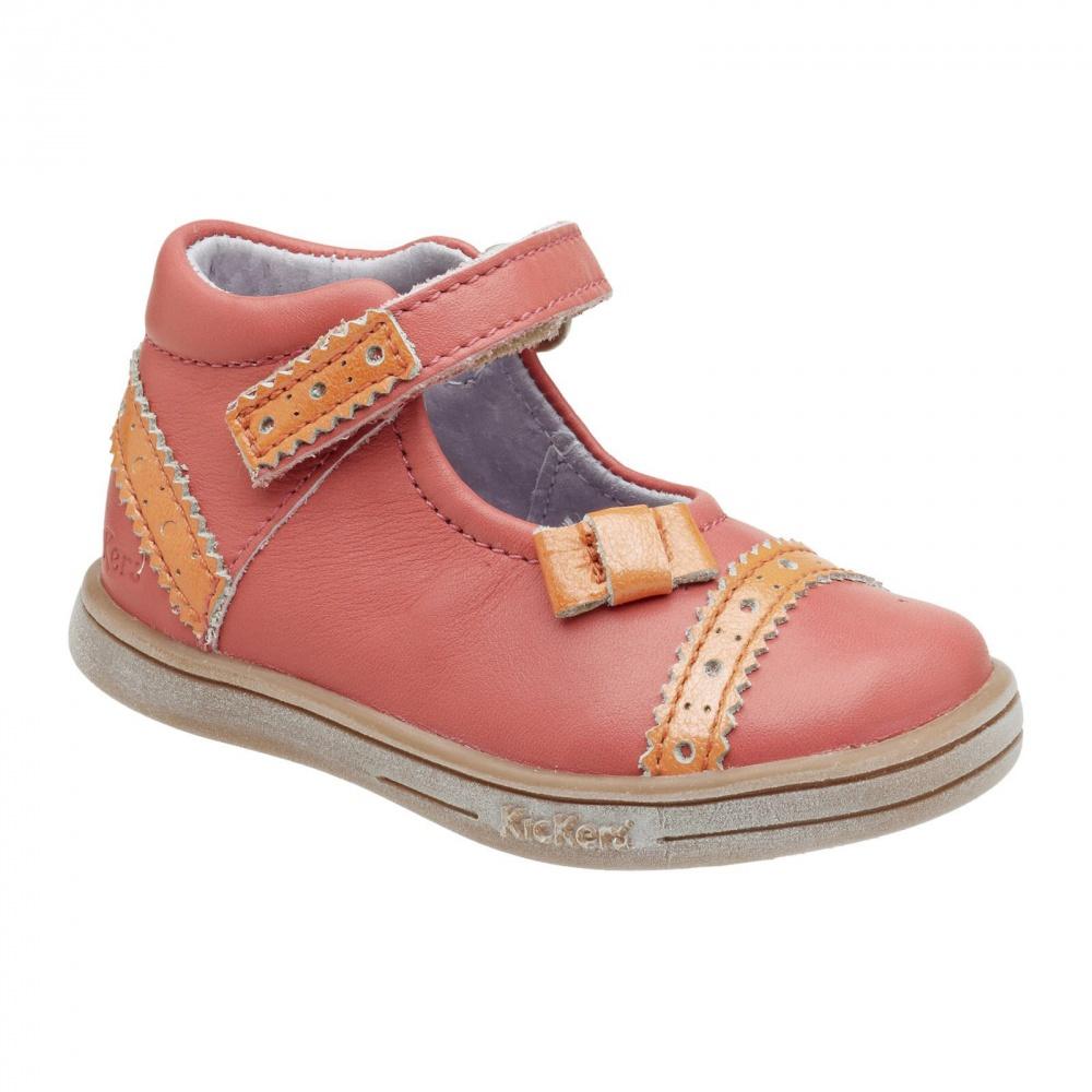 Туфли-босоножки Kikers на девочку