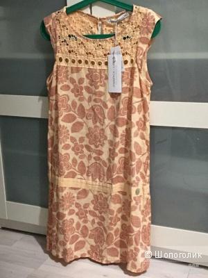 Платье La Fabbrica del lino S (42-44) Лен