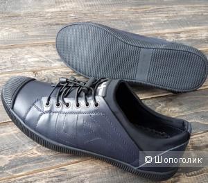 Armani Jeans 44 р оригинал кроссовки мужские