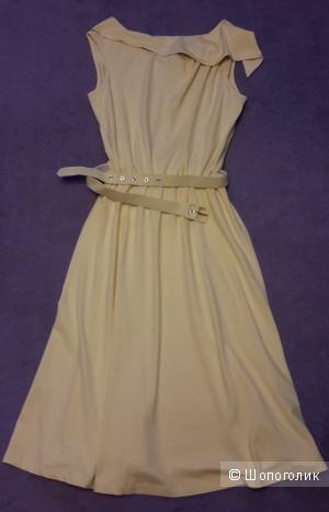 Платье летнее M.Reason нежного желтого цвета размер 48