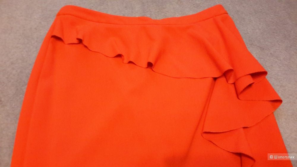 Юбка Charuel размер 46 оранжевая